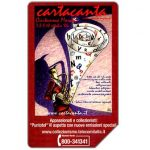 The Phonecard Shop: Cartacanta, 30.06.2005, € 5,00