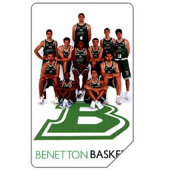 Phonecard for sale: Benetton Basket, 30.06.2005, € 5,00
