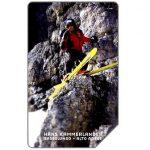 The Phonecard Shop: Italy, Hans Kammerlander, Alto Adige, 31.12.2005, € 5,00