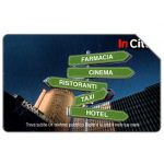 The Phonecard Shop: Italy, In città, 30.06.2005, € 5,00