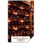 The Phonecard Shop: Teatro alla Scala, 31.12.2005, € 5,00