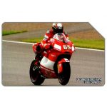 The Phonecard Shop: Ducati GP4, Loris Capirossi, 31.12.2005, € 5,00