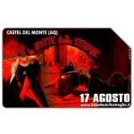 The Phonecard Shop: Italy, La Notte delle Streghe, 30.06.2006, € 5,00