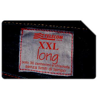 Phonecard for sale: XXL Long, 31.12.2004, € 3,00