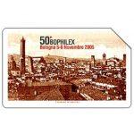 The Phonecard Shop: Italy, 50° Bophilex, 31.12.2006, € 3,00