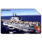 Phonecard for sale: Nave Garibaldi, 31.12.2007, € 5,00