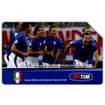 The Phonecard Shop: Italy, Nazionale Italiana, 30.06.2007, € 5,00