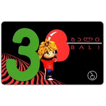 Phonecard for sale: Bali - Child, 30 units