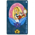 The Phonecard Shop: Israel, Walt Disney's Alice in Wonderland, 50 units