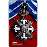 The Phonecard Shop: Medal, L.18000