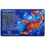 The Phonecard Shop: Zodiac, Scorpione, L.10000