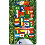 The Phonecard Shop: San Marino, Football Championships France 1998, L.2000