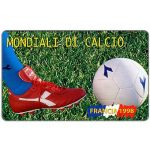 The Phonecard Shop: San Marino, Football Championships France 1998, L.3000