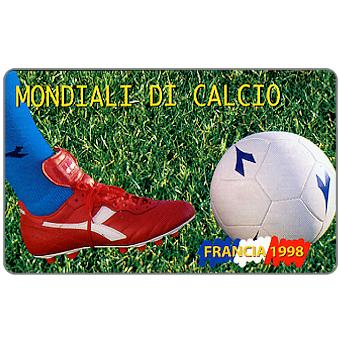 Phonecard for sale: Football Championships France 1998, L.3000