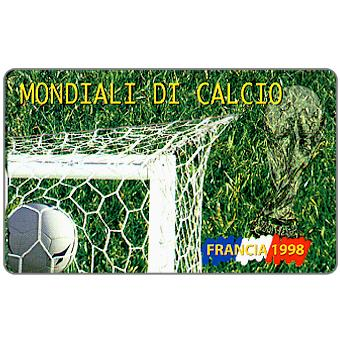 Phonecard for sale: Football Championships France 1998, L.5000