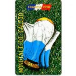 The Phonecard Shop: Football Championships France 1998, L.10000