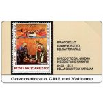 The Phonecard Shop: Stamps from Vatican City, Flora from the New World, L.5.000