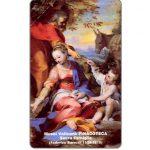 The Phonecard Shop: Vatican City, Musei Vaticani, Holy Family, L.5.000