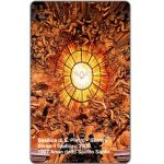The Phonecard Shop: Vatican City, Sculptured ceiling by Bernini, L.10.000