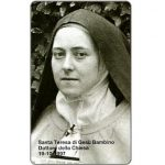 The Phonecard Shop: Santa Teresa of the Christ Child, L.10.000