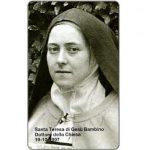 The Phonecard Shop: Vatican City, Santa Teresa of the Christ Child, L.10.000