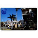 The Phonecard Shop: Nelson's Dockyard, 2CATB, EC$10