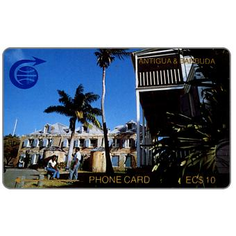 Phonecard for sale: Nelson's Dockyard, 2CATB, EC$10