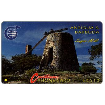 Phonecard for sale: Sugar Mill, 3CATA, EC$10