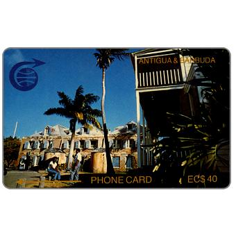 Phonecard for sale: Nelson's Dockyard, 3CATD, EC$40