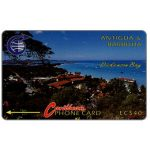 The Phonecard Shop: Antigua & Barbuda, Dickenson Bay, 3CATC, EC$40