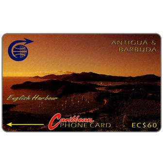 Phonecard for sale: English Harbour, 5CATB, EC$60