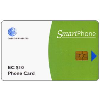 First chip issue, Smartphone, EC$10