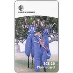 The Phonecard Shop: Moco Jumbies, EC$20