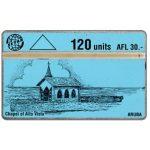 The Phonecard Shop: Aruba, Chapel of Alto Vista, 204C