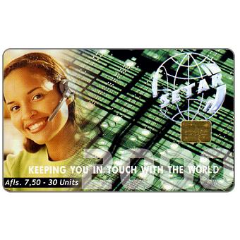 Phonecard for sale: New low rates for International calls, 10.99, 30 units