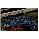 Phonecard for sale: Totally Digital, no logo, 5CBDA, B$10