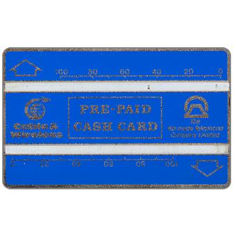 Phonecard for sale: Pre-Paid Cash Card, 105C, 200 units