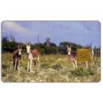 The Phonecard Shop: Bonaire, Donkeys, 20 units