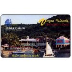 The Phonecard Shop: British Virgin Islands, West End Pusser's, no face value