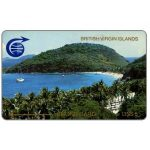 The Phonecard Shop: Peter Island, 2CBVB, US$5