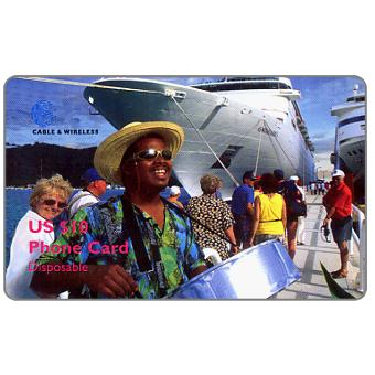 Phonecard for sale: Cruiseship, US$10