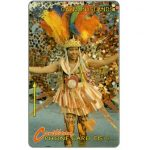 The Phonecard Shop: Cayman Islands, Carnival Costume, 8CCIA, CI$10