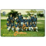 The Phonecard Shop: Cayman Islands, Softball team, 8CCID, CI$15