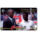 The Phonecard Shop: Cayman Islands, C&W 94 Test series, 12CCIA, CI$10
