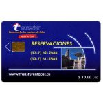 The Phonecard Shop: Etecsa, Transtur, Reservaciones, $ 10
