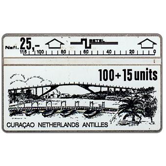 Phonecard for sale: Bridge, 203B, 100+15 units