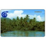The Phonecard Shop: Indian River & Palms, 2CDMA, EC$5.40
