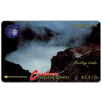 Phonecard for sale: Boiling Lake, 3CDMA, EC$10