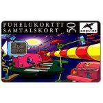 The Phonecard Shop: Finland, Tele - Inside The Black hole, 50 mk
