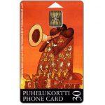 The Phonecard Shop: Finland, Tele - Pori Jazz 1992, 30 mk